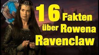 16 FAKTEN über Rowena RAVENCLAW