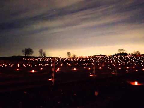 Antietam Illumination 2013