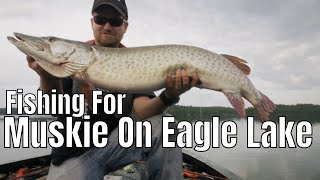 The Fish'n Canada Show | Episode 455 |  Eagle Lake Muskie Marathon