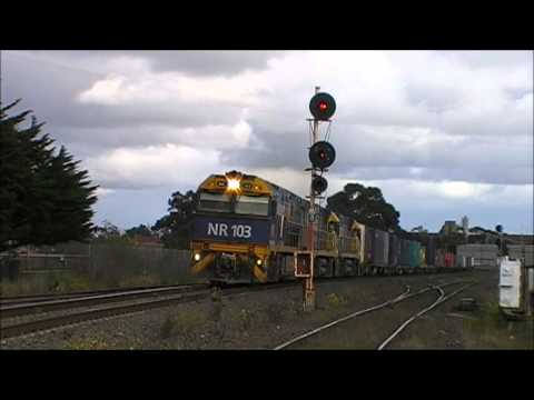 Pacific National: Melbourne - Brisbane freight