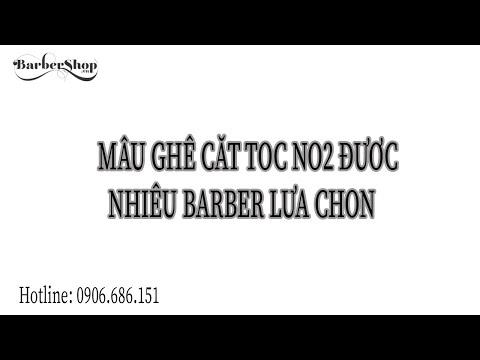 Ghế Cắt Tóc Barber NO2