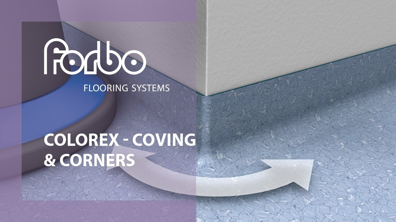Colorex  Covings and Corners instruction video  YouTube