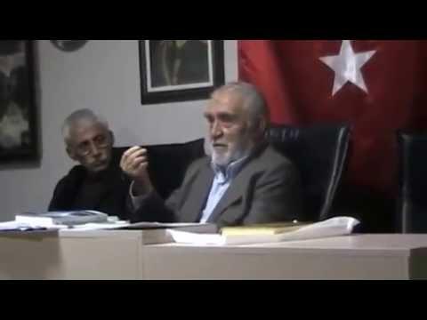 15-10-2016 Ahde Vefa 78 İstanbul Birliği Derneği Ahmet Tekin Konferansı-2