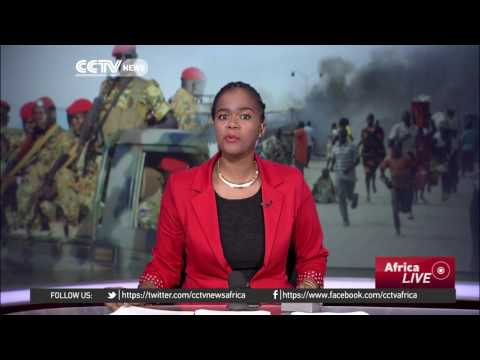 South Sudan Vice President declares war in the country