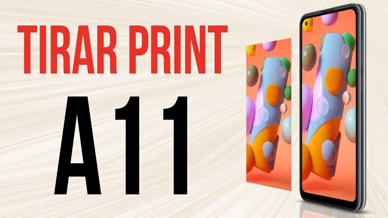 Download Tirar Print no A11
