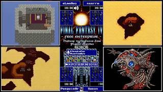 Final Fantasy IV Free Enterprise League – elmagus/neerrm/penguin8r (10/6/18)