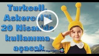 Turkcell Asker Reklamı... TURKCELL ASKERCELL.