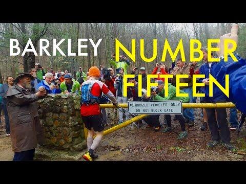 BARKLEY NUMBER FIFTEEN