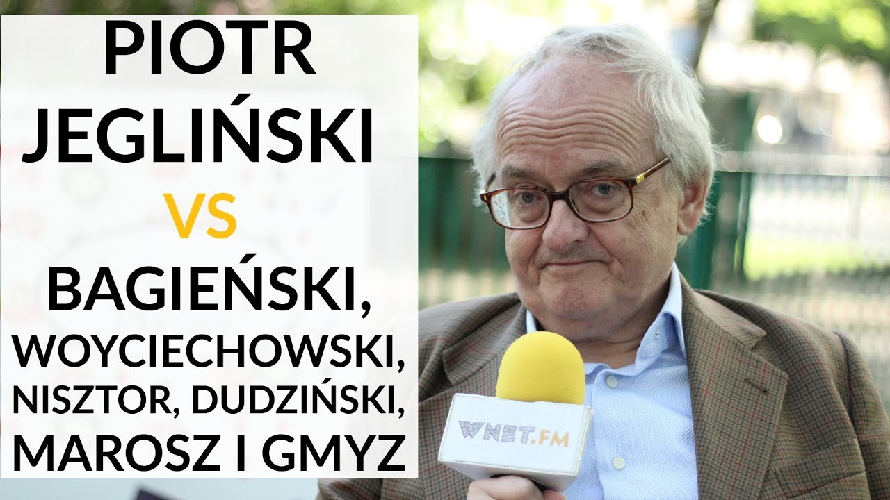 Jegliński odpiera ataki m.in. Cenckiewicza i Gmyza