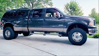 The Right Spacers For The Dually ~ I Want To Leave #363