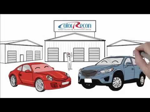 Auto Body Repair in Orlando, FL by Color Recon