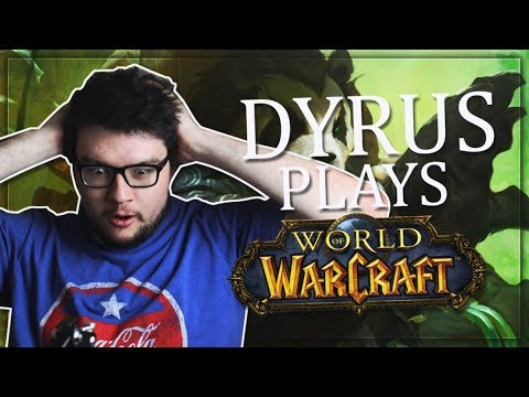 DYRUS | TWITCH CHAT PLAYS WORLD OF WARCRAFT WITH DYRUS