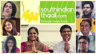 South Indian Thaali | The Legal Match Fixers | Madras Meter