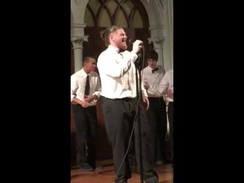 Ursinus College Bearitones- Feeling Good ( Accapella )