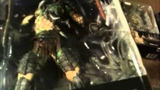 alien vs predator figure collection