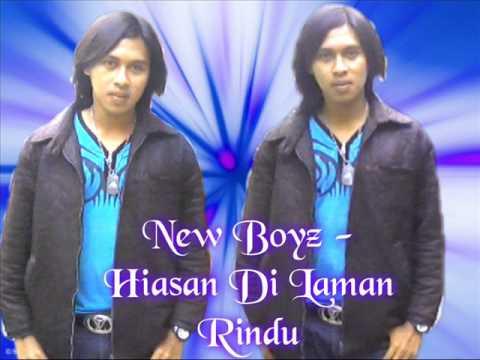 New Boyz   Hiasan Di Laman Rindu-sam