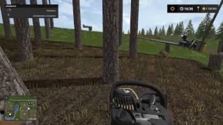 Пилим деревья - ЛАЙФ ХАК!!!(Играем в Farming Simulator 17, смотрите видео ставьте лайки и подписывайтесь на мой канал!!! Будет весело!!! Всем СПАСИ..., 2017-02-24T04:25:47.000Z)