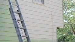 Installation Of Ceramic Elastomeric Paint House Coating