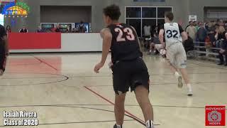 Isaiah Rivera Summer 2018 Highlights Video