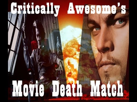 Critically Awesome's Movie Death #6 Podcast #27