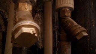 Смотреть видео шум и вибрация от труб систем отопления
