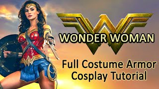 Wonder Woman Costume Guide - Cosplay Tutorial