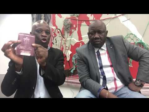 MPBTV Rien à Cacher-Cyprien Wetshi: Ruberwa Aza plus Congolais que Ba Combattants Ebele