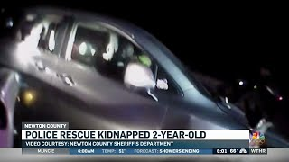 Police rescue kidnapped 2 year old