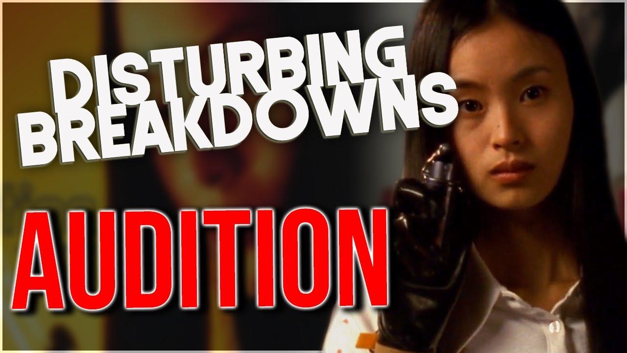 Download Audition (1999)   DISTURBING BREAKDOWN