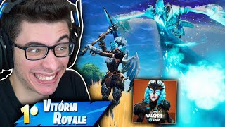 I BOUGHT THE LEGENDARY SKIN OF VALKYRIE AND I KILLED GENERAL! Fortnite: Battle Royale