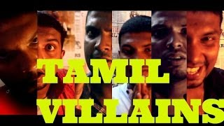 Tamil Movie Villains Genres