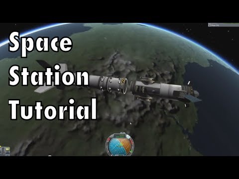 Kerbal Space Program - Tutorial For Beginners - Part 10 - Sp
