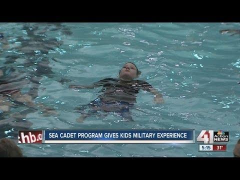 Sea Cadet Program Gives Kids Military Experience