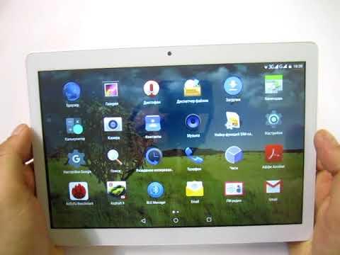 Планшет-телефон YUNTAB K107 10 1, IPS, 2 Sim, 3G 1GB/16GB