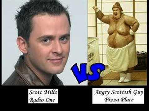 Radio 1 - Pizza Guy Pranks