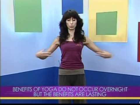 Erica Kaufman on WTAJ | Lila Yoga Studios | State College PA