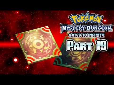 Pokémon Mystery Dungeon Gates to Infinity Part 19: Crags of Lament!