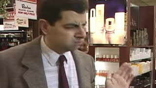 The Perfume Counter | Mr. Bean…