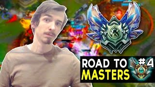A DIAMANTE! Road to Masters S7 Ep4 - League of Legends