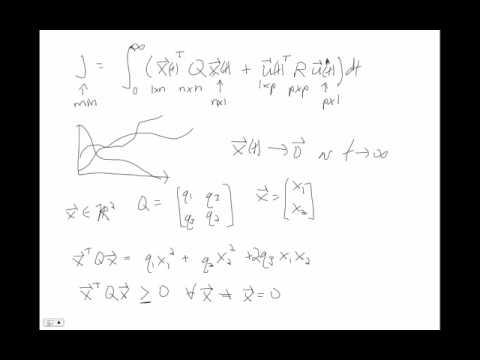 LQR Method (Dr. Jake Abbott, University of Utah)