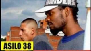asilo 38 - poetas callejeros RAP COLOMBIANO