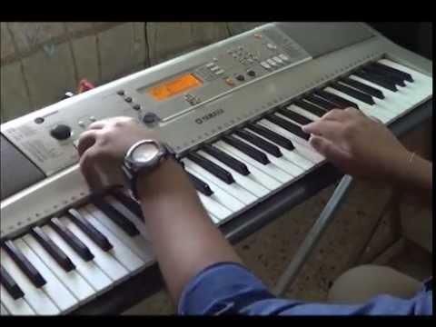 O Mere Dil Ke Chain.....Instrumental by Dev Parmar