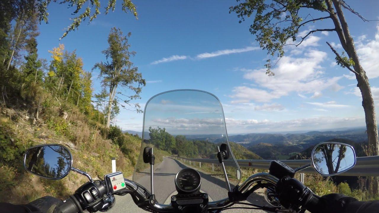 2016 10 12 Harley Davidson Sportster Xl883l Plankenwarth St
