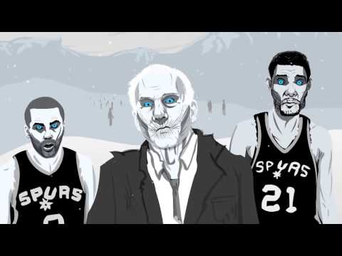 Thumbnail: Game of Zones S1:E1 'King James & Spurs White Walkers'