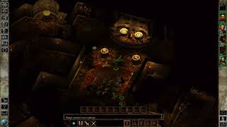 Icewind Dale gameplay #12 - Smocze Oko cz.6 - Ludzie Węże (PC)[HD](PL)