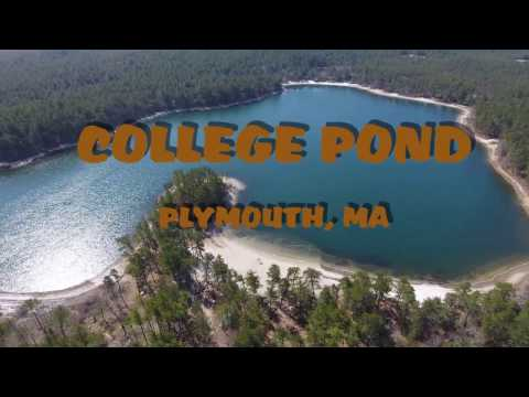 College Pond, Plymouth, MA