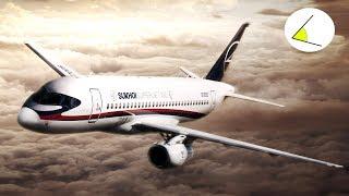 Sukhoi Superjet 100 - отчет Межгосударственного авиационного комитета. Сечин подает в суд на Reuters