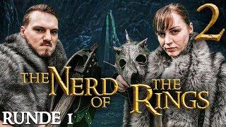 Das erste Finale, der erste Todesstoß | Nerd of the Rings #2 mit Marah & Anton
