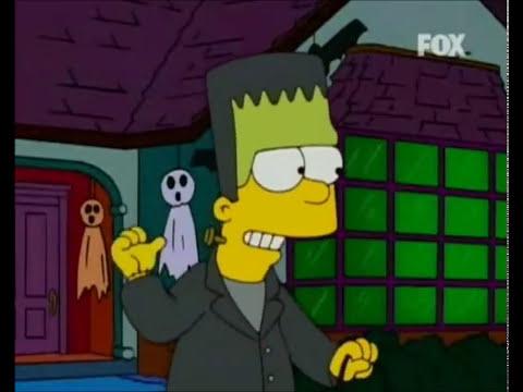 El infierno de Ned Flanders  (Parte 1/3) Los Simpson