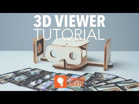 Make a 3D Viewer - Tinker Crate